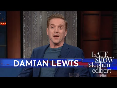 Damian Lewis Lost A Sword Fight Mid-Show