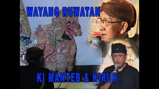 Video KI MANTEB TERBARU 2017 Wayang ruwatan Padepokan Seni Kirun Madiun MP3, 3GP, MP4, WEBM, AVI, FLV November 2018