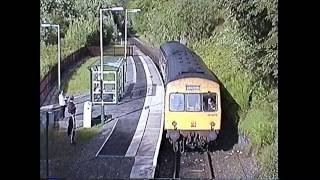 Llanrwst United Kingdom  city photos gallery : Cab ride on Conwy Valley line with 101s & Llanrwst Box May 1994 & May 2000