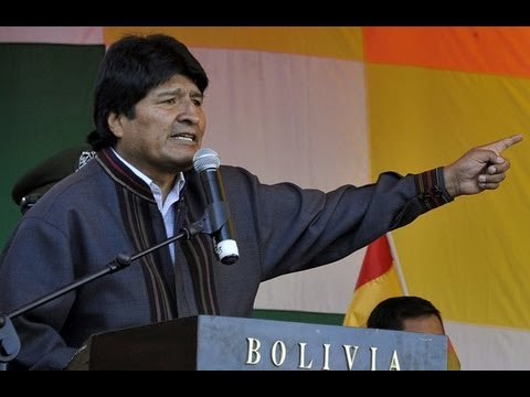Why Is Obama Bullying the President of Bolivia?