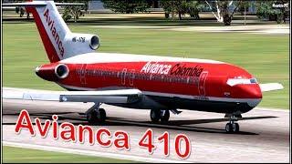 Video Flight 410 of Avianca - Non sterelized cabin (Reconstruction) MP3, 3GP, MP4, WEBM, AVI, FLV Juni 2018