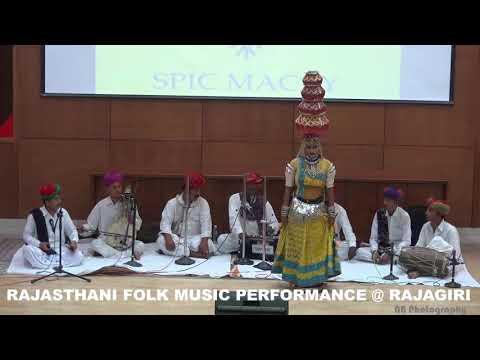 Rajastani Folk Dance