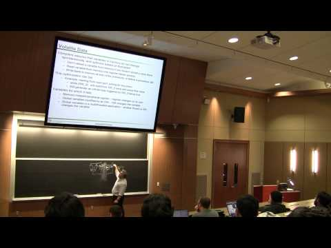 Embedded Systems Course (V2) - Lecture 27: Shared Data
