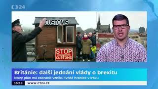 Británie: další jednání vlády o brexit