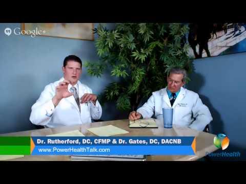 Alcoholic Neuropathy | Dr. Martin Rutherford | Dr. Randall Gates | Power Health Talk