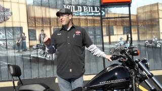 8. Pre-Owned 2011 Harley-Davidson Softail Blackline