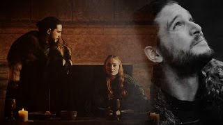 GOD FORGIVE ME FOR I HAVE SINNED.Reblog: http://aerishey.tumblr.com/post/147185835079/jon-sansa-even-though-i-know-youll-never-beFirst thing first, this is me officially breaking my hiatus :)) I planned it to be longer, but the truth is, I did so many great things in the past month, I studied a lot, I socialized a lot, I worked out a lot, I feel like I'm for once in charge in my life, and I feel great :D and I did all these things besides vidding (I finished like three videos I'm yet to uploade), so now I see that yes, I can do both, so the hiatus started to be uncomfortable in a negative way. Which is why I'm back, in a more happy form in real life :DAnd the second thing is, uhm... please, don't burn me. I did not expect to ship these two at all :D even after the finale I din't think about them at all, they were only BROTP goals, but as many of you must know, tumblr is a strange place... and well, it made me ship them like crazy, now as OTP. Jonsa now is literally my guilty pleasure ship, bc I can't help but feel guilty, even though it helps to see that it has a LARGE fanbase, at least I know I'm not alone.Oh and before I forget, I big thank you for Gwenny for the song inspiration :D if it wasn't for her flawless Barrydia video, this vid wouldn't exist :D https://www.youtube.com/watch?v=FFLXIL1c2VASo expect more Jonsa/GoT videos from me in the future, until that, I really hope you like it :))(Btw, guys???? I have 25k+ views on my Rhaegar/Lyanna video in not even 2 whole weeks?? This number is MINDBLOWING, and I wanna thank each and every of you, you're so amazing, just wow o.O)Fandom: Game of Thrones, A Song of Ice and FireCharacters: Jon Snow, Sansa StarkSong: https://www.youtube.com/watch?v=1eVdfCNt_jwColoring: mineAsk me: http://ask.fm/aeriscruent