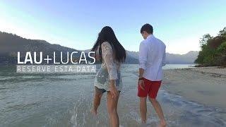 Reserve esta data - Lau + Lucas - Santa Maria, RS.