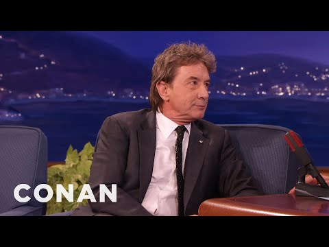 Martin Short  Conan  s Dueling Holiday Parties