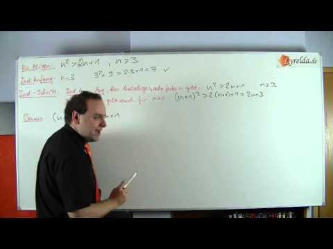 Ungleichung Lösung 1