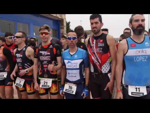 Test-23: Duatlón de Rivas, primer test de la temporada 17. TeamClaveria Files 02/2017