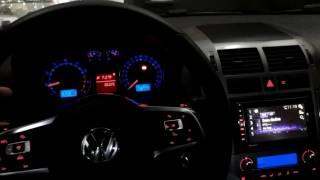 Polo GT com volante do novo golf gti