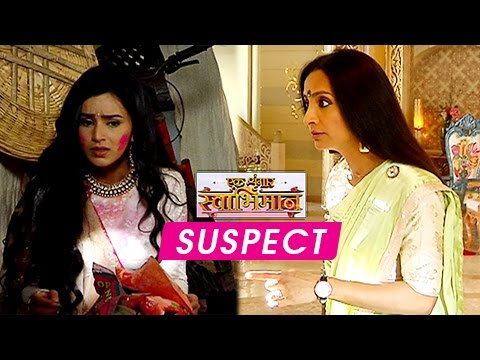 Naina Doubts Sandhya For Karan's ALLERGY | Ek Shri