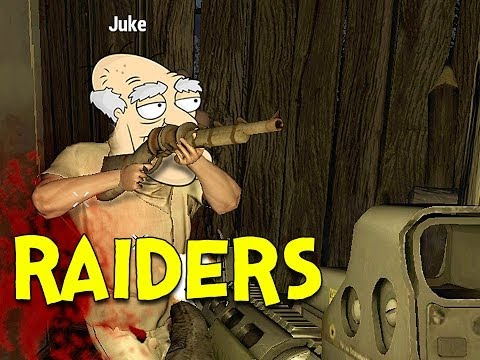 rust - Herbert and Mr.Chow don't take kindly to raiders! Music and more ▽