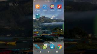In this video your will find one of the best lock screen application for Android.. I hope you will like this application. So guys the application is about 9 mb not 600kb..The link for the app is here - https://play.google.com/store/apps/details?id=com.inmobi.lockscreen.glance
