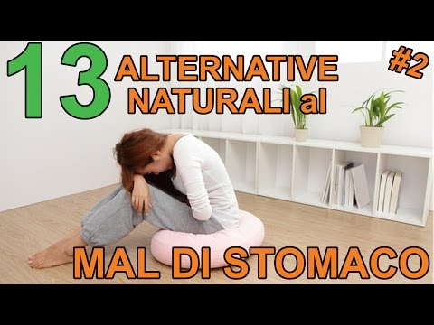mal di stomaco: 13 interessanti alternative naturali per curarlo!