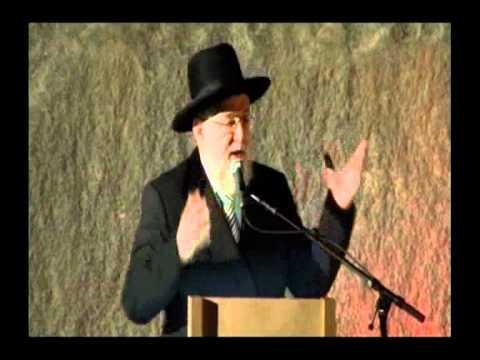 Rabbi Israel Meir Lau, The Chief Rabbi of Tel Aviv: The Legacy of Holocaust Survivors: Jewish and Universal Implications