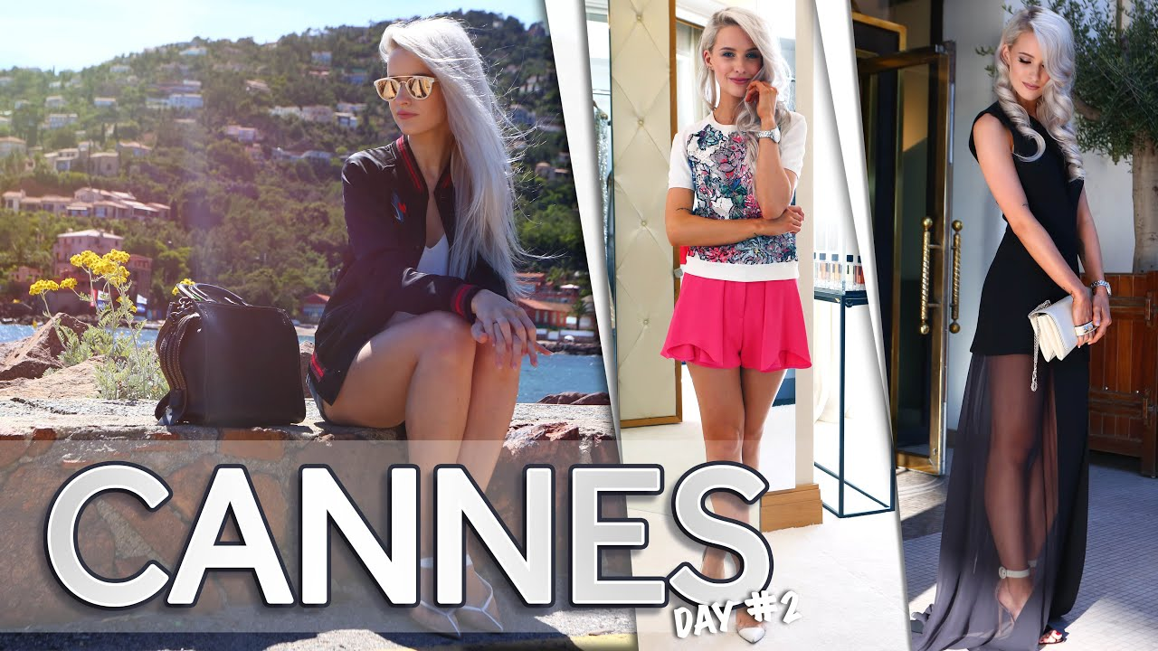 WHAT HAPPENS IN CANNES... | Inthefrow
