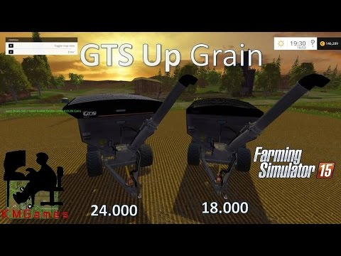 Pack GTS Up Grain 18.000/24.000 v1.1