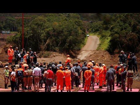 Brasilien: Tödlicher Dammbruch - kaum noch Hoffnung,  ...