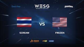 ScreaM vs Fr0zen, game 1