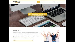 How To Make A WordPress Website 2017 [Step by Step WordPress Tutorial][Total Free WordPress Theme Customization Tutorial]Theme Download Link:https://wordpress.org/themes/total/Theme Documentation Link:https://hashthemes.com/documentation/total-documentation/My Portfolio:http://www.muhibul.net/Facebook:https://www.facebook.com/zindexbdTwitter:https://twitter.com/zindexbdWeb Development Tutorials:http://www.zindexbd.com/Email: riyadabc@gmail.comCheck How To Create NewsPaper Website: https://youtu.be/AB6ZBu4gvysCreating a company website is just a matter of few minutes using Total Free WordPress Theme. In this tutorial, I will show how you can make a company website using free wordpress theme. This is a WordPress theme customization tutorial. I created each and every steps from scratch. I installed totally new wordpress in subdomain and installed Total WordPress theme on it. I customized every single step in this tutorial. Following these steps, you can easily create any type of company website.Related Topic and Video in Youtube:How To Make a WordPress Website - 2017 - SIMPLE!ODi ProductionsHow to Create A Website - in 5 Mins - with WordpressFastRupeeHow to Make a Beautiful Website on Wordpress  (In Hindi)Technical SagarWordPress Tutorial for Beginners 2017: 😀Step by Step Build Your WebsiteWebsiteWizard.tvHow to Make A Killer WordPress Website From Scratch!James StaffordHow to Make a WordPress Website 2017 - Blog, Portfolio, Ecommerce - Any WebsiteMA - Make a WebsiteThanks for watching https://youtu.be/XifnuifxJvM