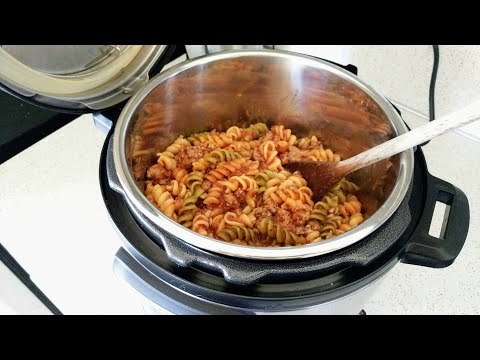 How To Build Your Own Pasta Dishes || Instant Pot Shortcuts