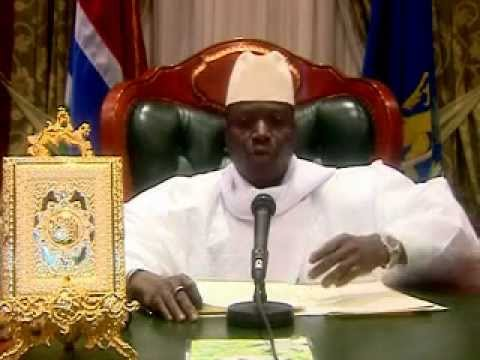 President Jammeh's Eid Address to the nation