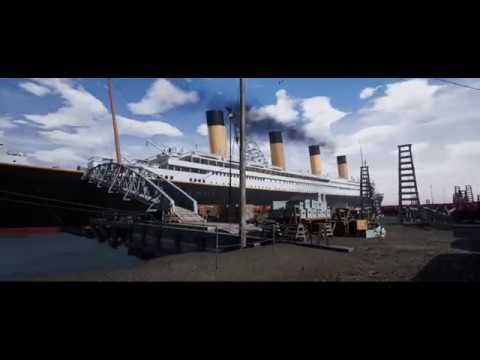 An amateur team of game developers and historians have just released the latest demo for their game featuring a full scale 100% accurate recreation of the Titanic.
