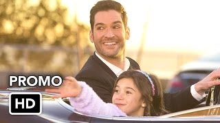 "Lucifer 2x15 ""Deceptive Little Parasite"" Season 2 Episode 15 Promo - When it is discovered that the flaming sword is the only hope for the family returning home safely, the pressure is on for Lucifer to control what he has never been able to control before - his emotions - in order to ignite it. Meanwhile, Chloe wants to air some emotions of her own, but when a therapist and head of admissions at a prestigious private school turns up dead, the team must get to the bottom of it in the all-new ""Deceptive Little Parasite"" episode of LUCIFER airing Monday, May 8th on FOX."