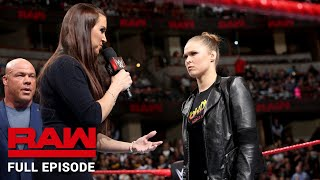 Nonton Wwe Raw Full Episode After Elimination Chamber  26 February 2018 Film Subtitle Indonesia Streaming Movie Download