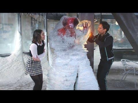 Powerless (TV-series) with Crimson fox and Vanessa Hudgens