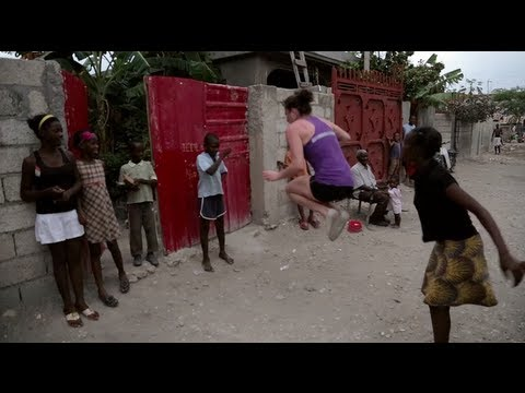 haiti - The CrossFit Journal -- (http://journal.crossfit.com) Haiti is the poorest place Emily Beers has ever been. Life expectancy is 61 years, and in the tiny vill...