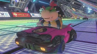 Gameplay for the 200cc Special Cup with 3 Star Ranking in Mario Kart 8 Deluxe for Nintendo Switch. In this video I played as Bowser Jr.This cup includes the following courses:- Cloudtop Cruise- Bone Dry Dunes- Bowser's Castle- Rainbow RoadPlaylist for Mario Kart 8 Deluxe gameplay videos: https://www.youtube.com/playlist?list=PLtA3RKX1_Yx2b1aGqpmDl4OL7k5TcNK4ASunny on Twitter: twitter.com/sunnycrappys