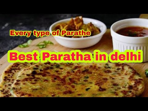 MoolChand Parantha || Real Taste Of Paratha || Best Paratha In Delhi