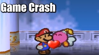 """I covered the """"Kooper Kiss"""" glitch back in a previous Top 10 Video, but it's deserving of a more detailed video outlining a few animation-related game-crashing glitches. Unlike most glitches showcased on this channel, these are exclusive to the Japanese version of Paper Mario. The English version does not have a window where the next room can be entered before the cutscene activates.I'm pretty sure the glitch was discovered by 0xwas, not sure how many instances he tested himself, but I recall him having the first video of """"Kooper Kiss."""" If you'd like to stay updated, check out my Facebook, Twitter & Twitch:• Facebook: https://www.facebook.com/Stryder7x• Twitter: https://twitter.com/Stryder7x• Twitch: https://twitch.tv/Stryder7xVideo intro and outro animated by TheSneakySpy:• YouTube: https://www.youtube.com/user/TheSneakySpyI have a license to use Nintendo's content in this video through the Nintendo Creators Program. This video is not sponsored or endorsed by Nintendo, but any advertising revenue from this video will be shared with Nintendo."""
