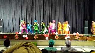 Bhangra performance by  IVY Hospital sector 71  Choreography by just dance with me 2017