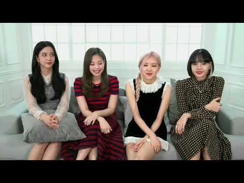 Jimmy Kimmel interview with BLACKPINK. Does Blackpink Know Cardi B Song WAP?