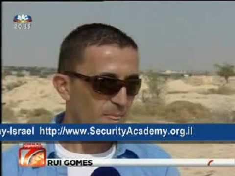 segurança-guarda-costas de Formação em Israel-bodyguard Training in Israel