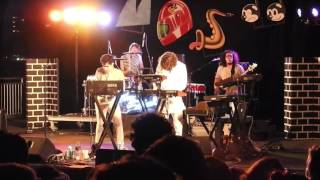 Neon Indian SlumLord - Polish Girl @ East River Park Amphitheatre (SummerStage) Manhattan N.Y.C