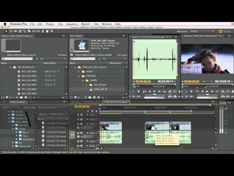 How to Use PluralEyes to Sync Your DSLR Footage