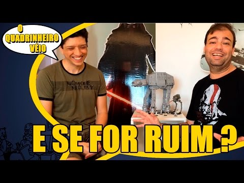 E se Star Wars VII – The Force Awakens for RUIM ?