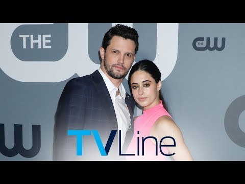 'Roswell, New Mexico' Season 2: Nathan Dean Parsons & Jeanine Mason Interview | TVLine