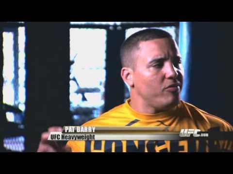 Pat Barry Prefight Interview