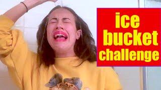 ICE BUCKET CHALLENGE! Miranda Sings