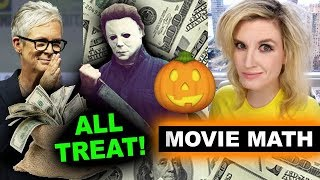 Box Office for Halloween 2018 Opening Weekend by Beyond The Trailer
