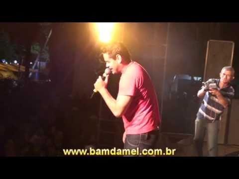 Bamdamel - Banda Mel - Em Guaiçara - SP - Bola de Sabão