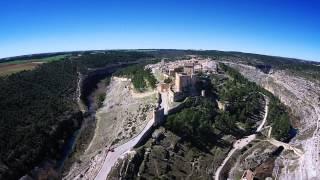 Alarcon Spain  city images : Alarcón - Cuenca (Spain) #Video