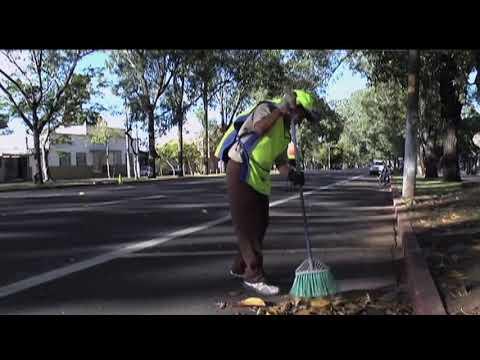 ¿Quiénes mantienen limpia la Ciudad?