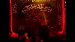 الرادود ماهر الشبلي :: ليلة 6 محرم الحرام 1435 هــ